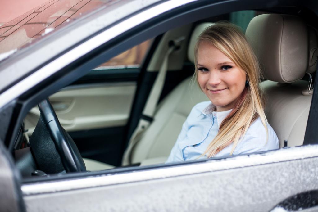 INTERVJUU! Taksojuhina töötav Janika tegi oma elus väga järske pöördeid