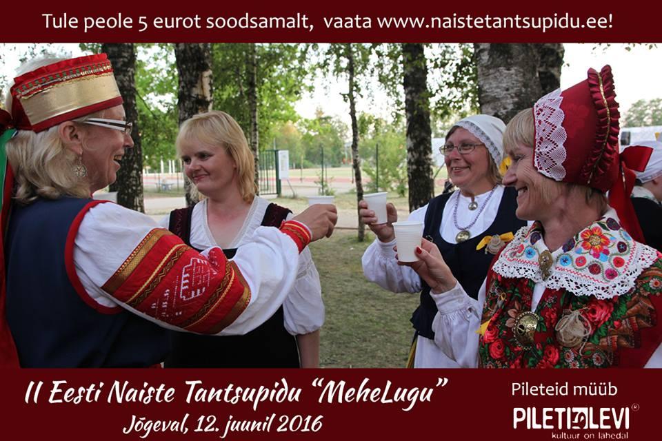 Eesti Naiste Tantsupidu