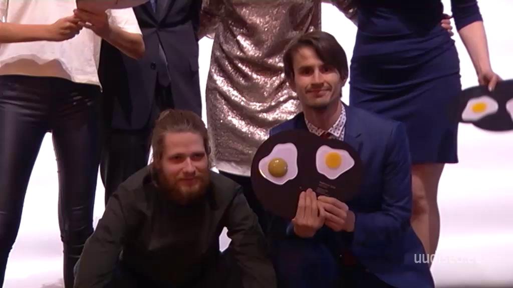 VIDEO! Vaata, kes võitsid loovusfestivali Kuldmuna 2016