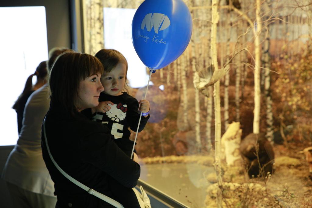 EMADEPÄEV! Jääaja Keskuses saab emadepäeval tasuta pannkooki ja meisterdada