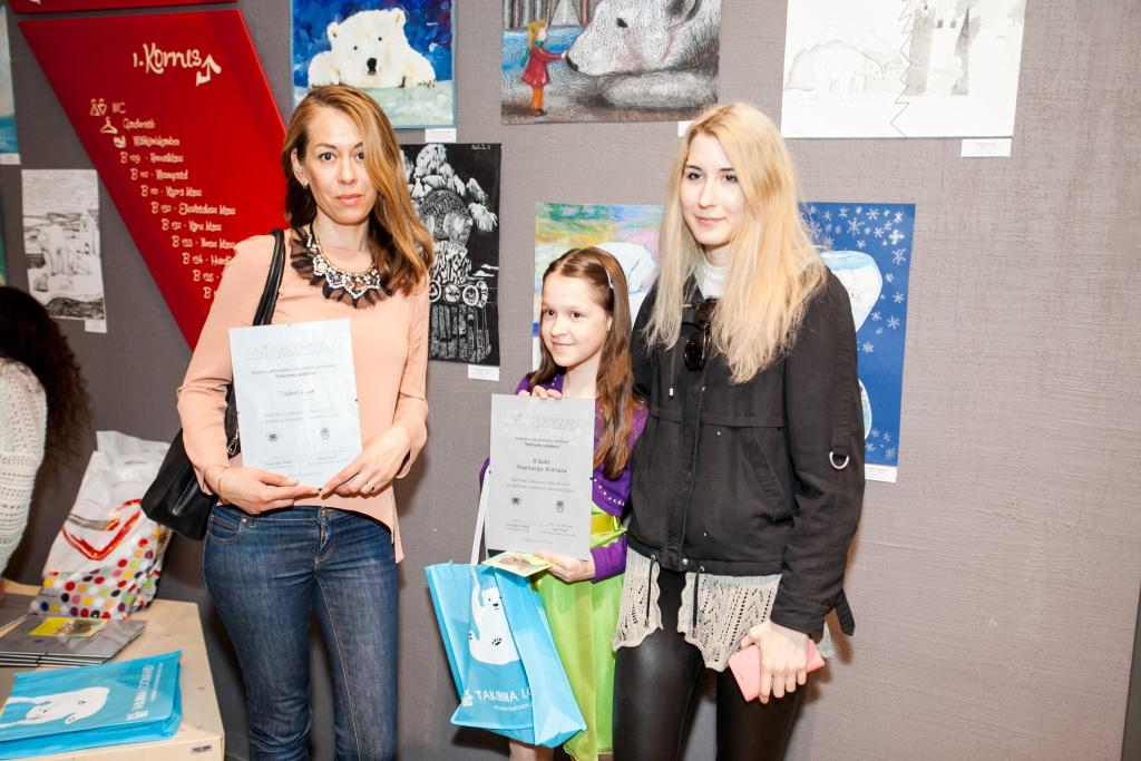 FOTOD! PÄÄSTAME JÄÄKARU! Koolide joonistusvõistlus rabas laste fantaasiatega