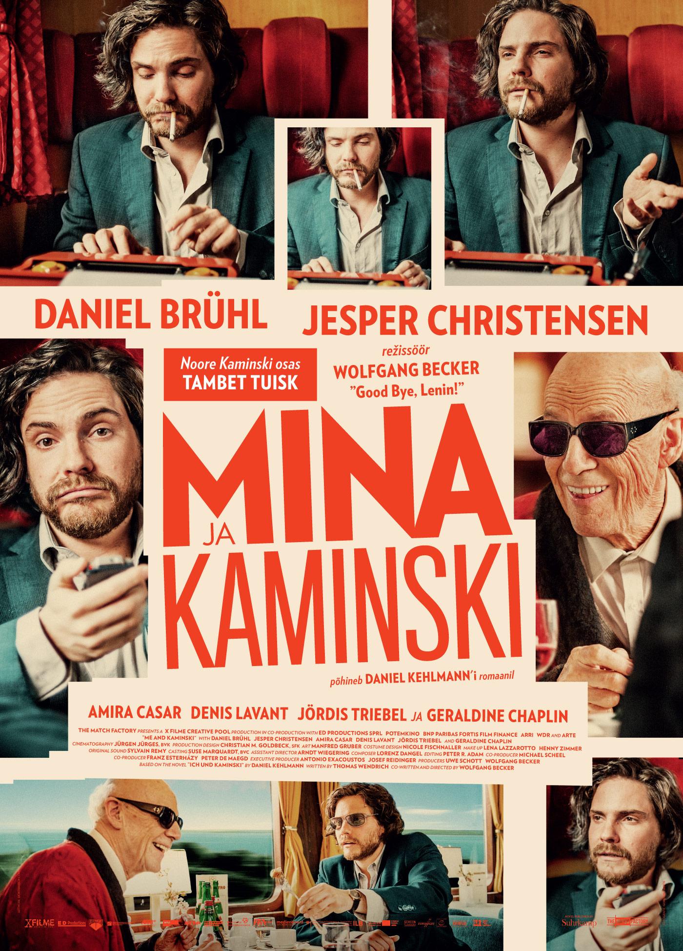 UUS FILM! Linastub film eestlase ja taanlase nägu fiktiivkunstnikust Manuel Kaminskist