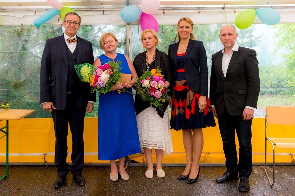 SOS Lasteküla patroon Ieva Ilves: SOS Lasteküla pere on tugi kogu eluks