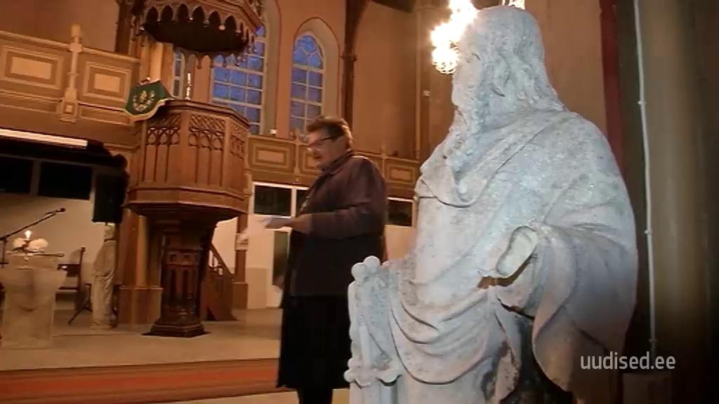 VAATA VIDEOT! Kirikud avasid uksed, et näidata muidu ligipääsmatuid kohti