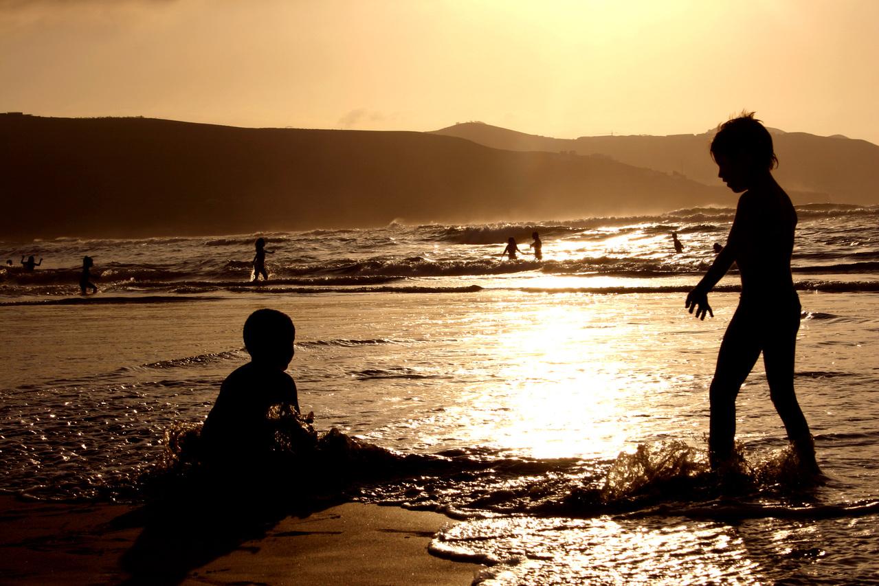 lapsed rannas