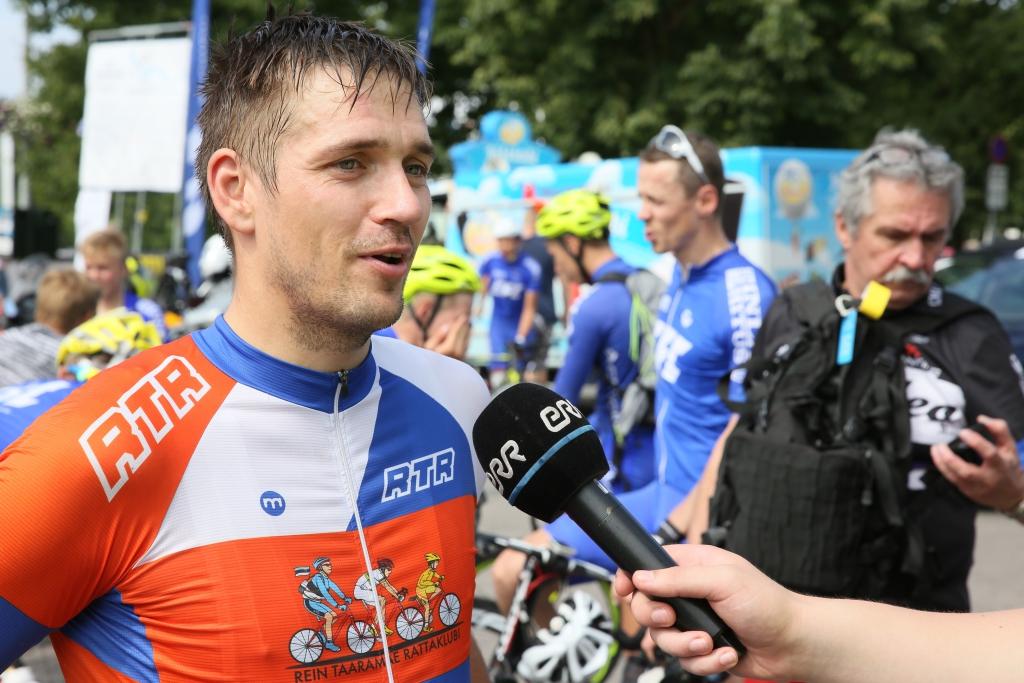 SPORT! Maxima GP rattavõistlusel noppis võidu Viljar Kuljus