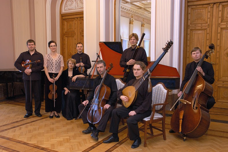 Corelli Consort. Foto Corelli Music-Harri Rospu