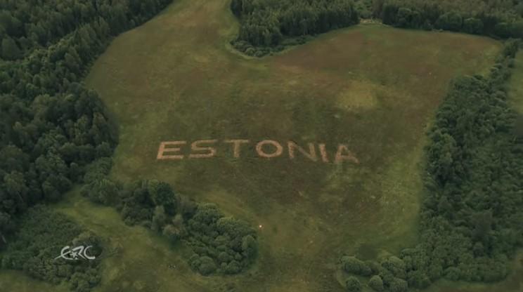 TEEME EESTI TUNTUKS! Märt Agu lavastab koos Rally Estonial osalejate abiga elavad logod