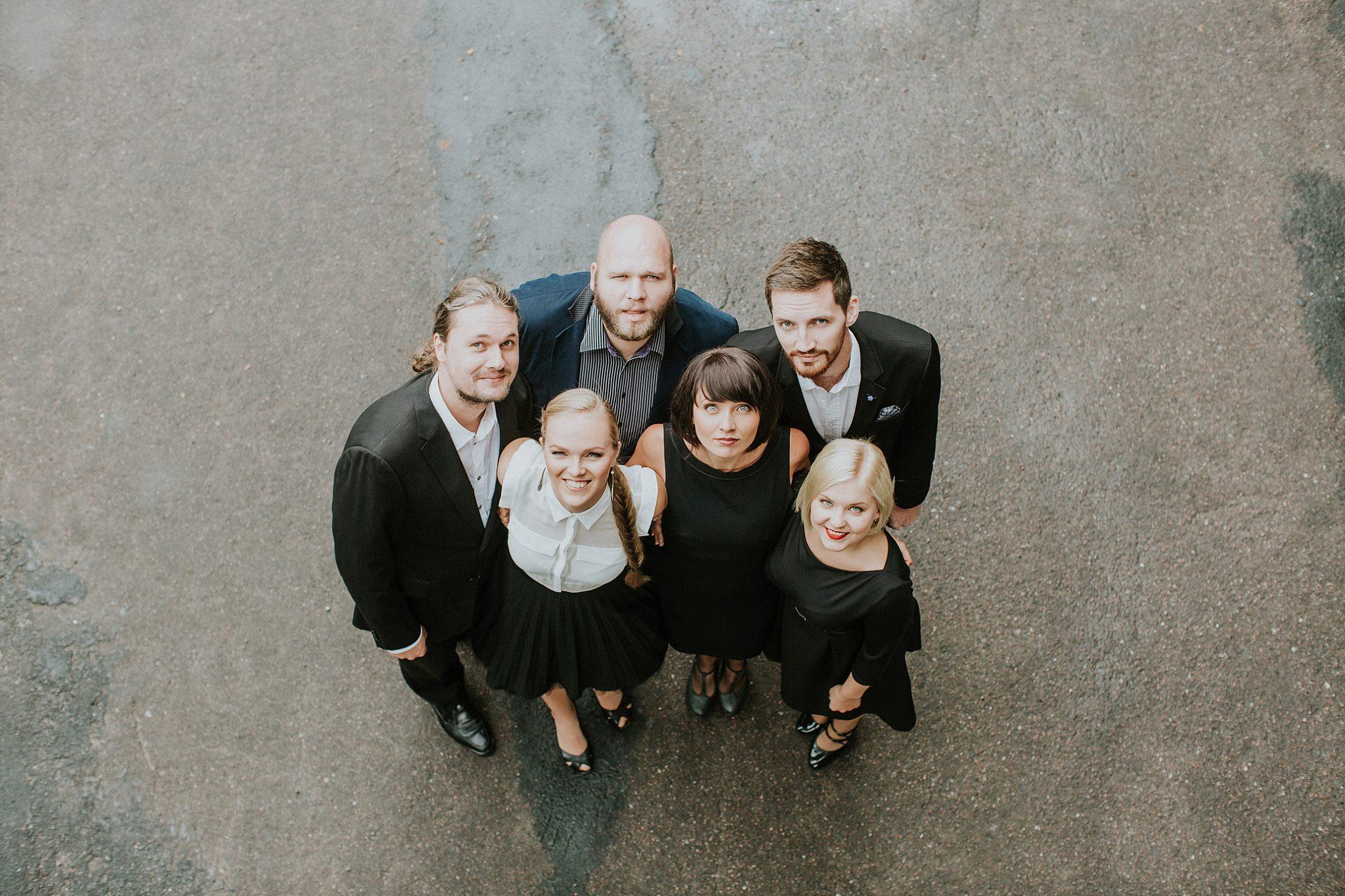 Estonian Voices Foto: Sitna Kase