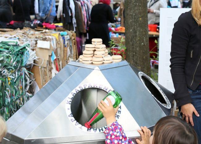 Eesti Pakendiringluse keskkonna juht Kadri Kaarna: jäätmete sorteerimine on imelihtne