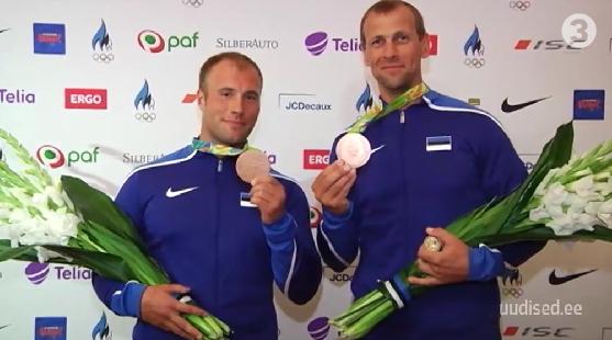 KANGELASED! Olümpialt tagasi jõudnud sõudjaid tervitas lõputu õnnitlejatemeri