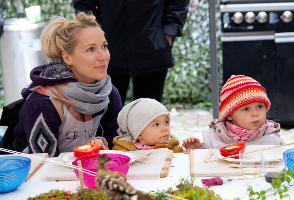 Kahvliahvi kokakooli sündmusele kogunes enam kui sada inimest