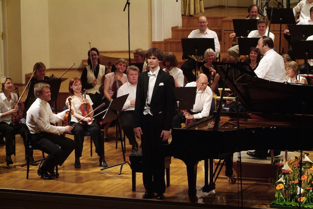 Tallinna rahvusvahelisele pianistide konkursile registreerus 59 osalejat 17 riigist