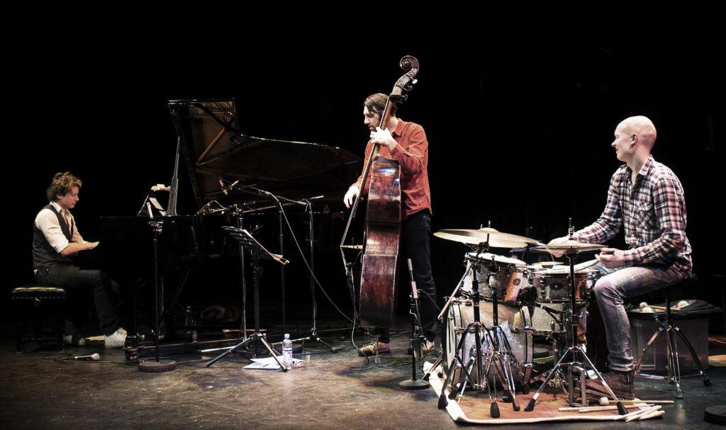 Alexi Toumarila Trio