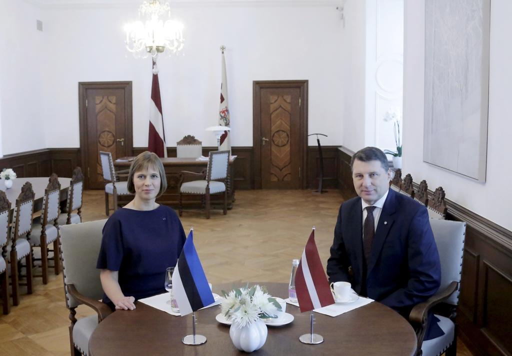 President Kaljulaid Lätis: Mul on hea meel tõdeda, et meil on Lätiga sarnane arusaam Balti riikide koostööst