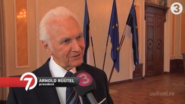 Video! President Arnold Rüütel kutsub inimesi Konstantin Pätsi mälestusmärgi püstitamiseks annetusi tegema