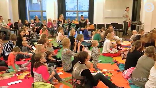 Video! Rahvusooper Estonia korraldab klassikalise muusika kontserte beebidele