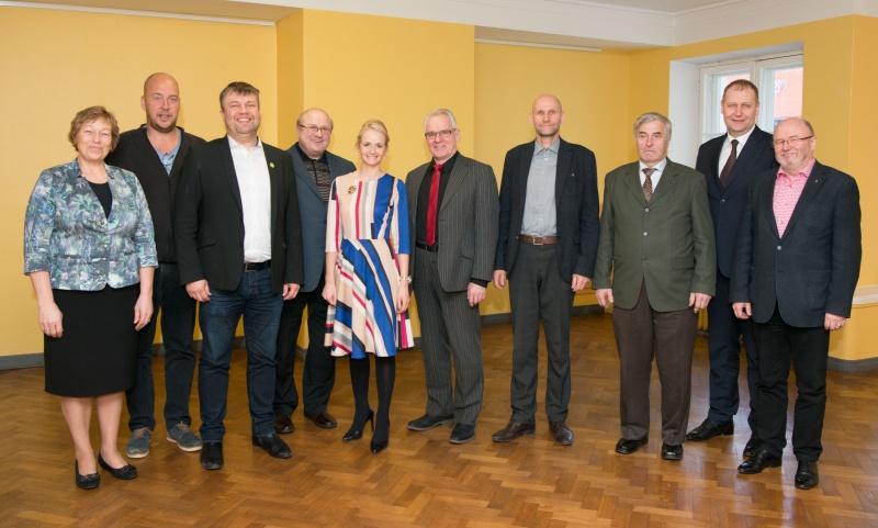 Artur Talvik valiti korruptsioonivastase erikomisjoni esimeheks