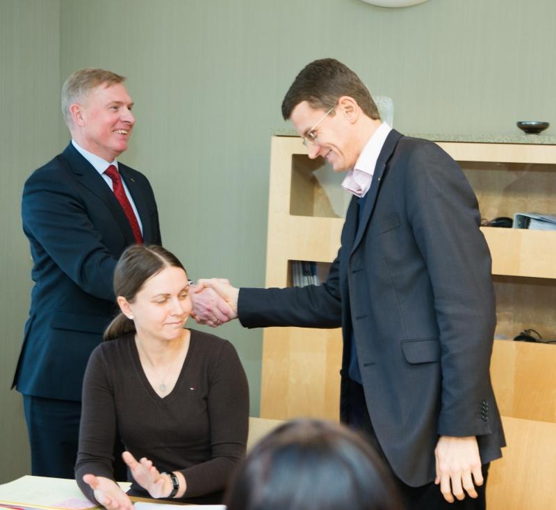 Ken-Marti Vaher valiti põhiseaduskomisjoni esimeheks