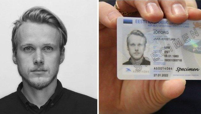 ID-kaardi värske reklaamnägu on 27-aastane Mikk