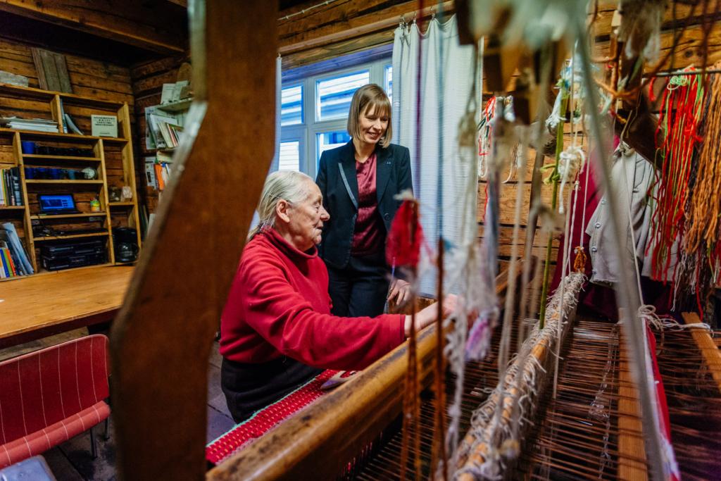Lisatud fotod visiidist! Kersti Kaljulaid: Järvamaal on tugevad kogukonnad