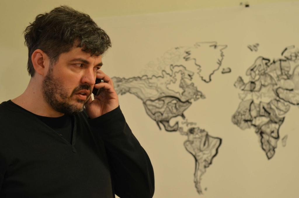 Voronja galerii XI korternäitusel kohtuvad kunst ja teadus