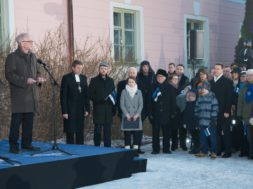 24.02.17 Riigikogu esimehe Eiki Nestori kõne pidulikul riigilipu heiskamise tseremoonial