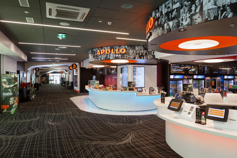 Mustamäe keskuse Apollo Kino külastas aastaga ligi pool miljonit inimest