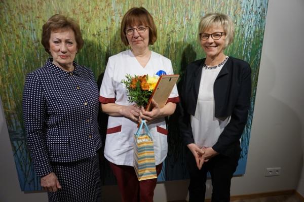PALJU ÕNNE! Tallinna Lastehaigla austas Vabariigi aastapäeva eel oma parimaid