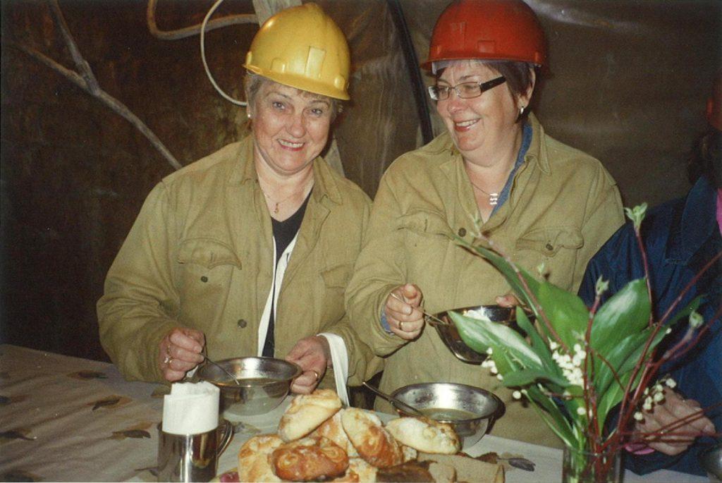 Margi Ein kaevanduses