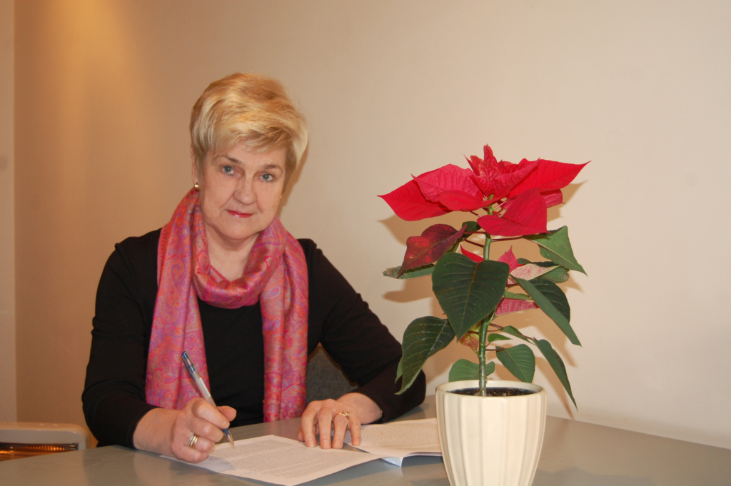 Põltsamaa aukodanik Margi Ein: ma olen oma kodulinna armunud