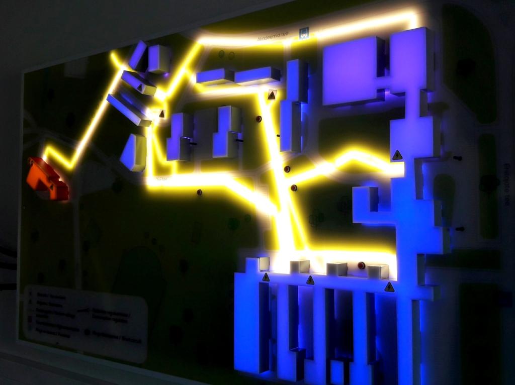 Täna Mektorys! Elektrilevi võrgulaboris arendatakse Eesti suurimat robotit