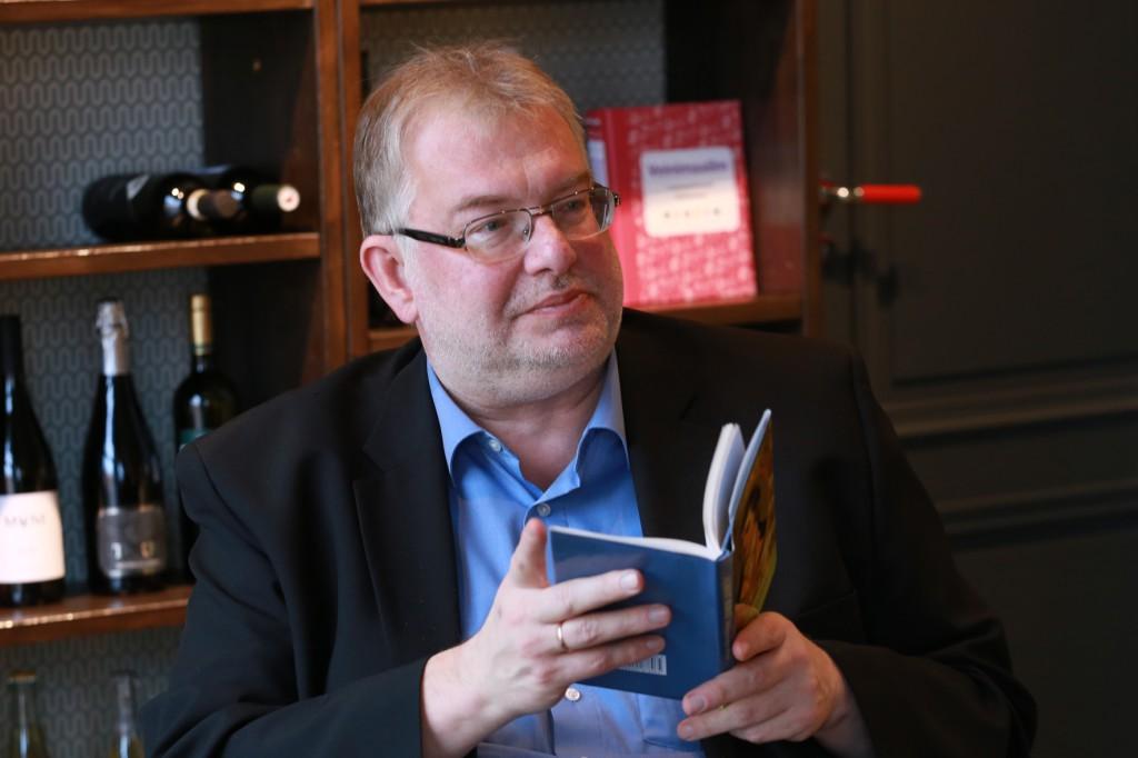 Andres Ammas: Riigikogu juhatus olgu enesekindlam