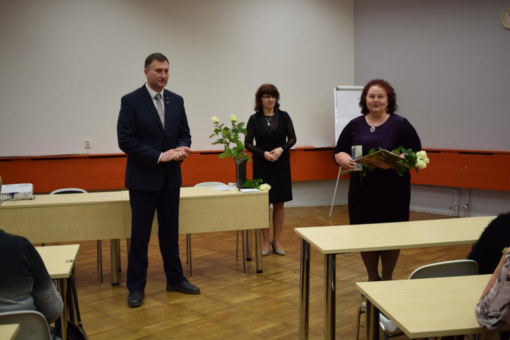 Palju õnne! Viljandimaa Aasta Sotsiaaltöötaja on Ly Kirt