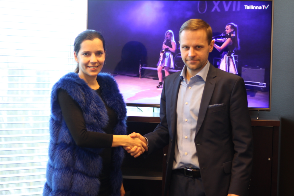 Monika Kuzmina ja Revo Raudjärv