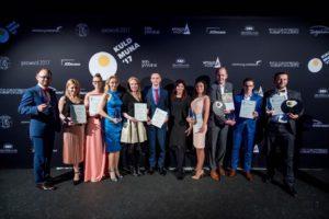 Suhtekorralduse Auhind 2016 võitjad Foto: Martin Dremljuga