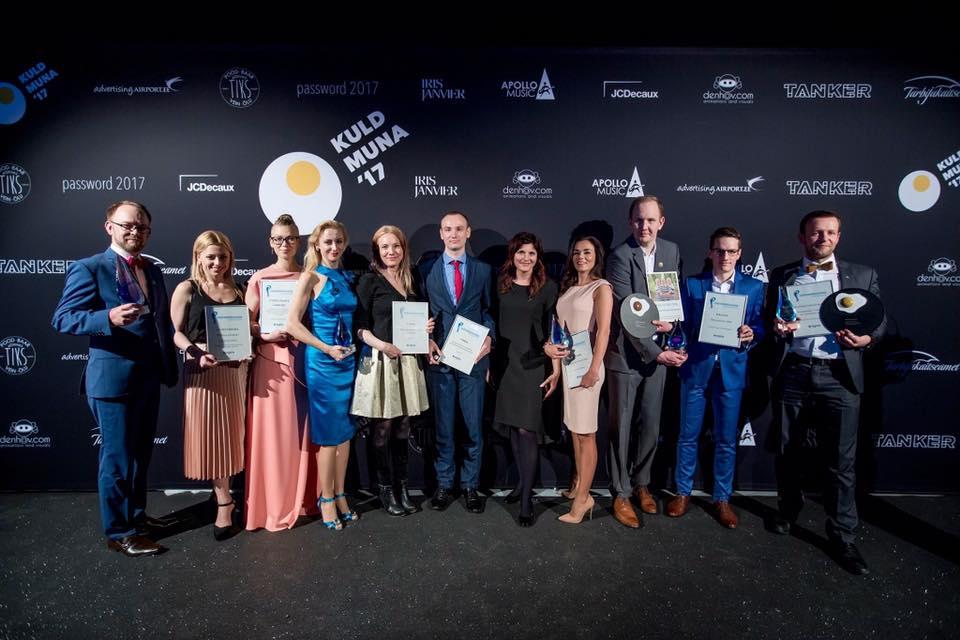 Selgusid 2016.aasta Eesti parimad suhtekorraldajad
