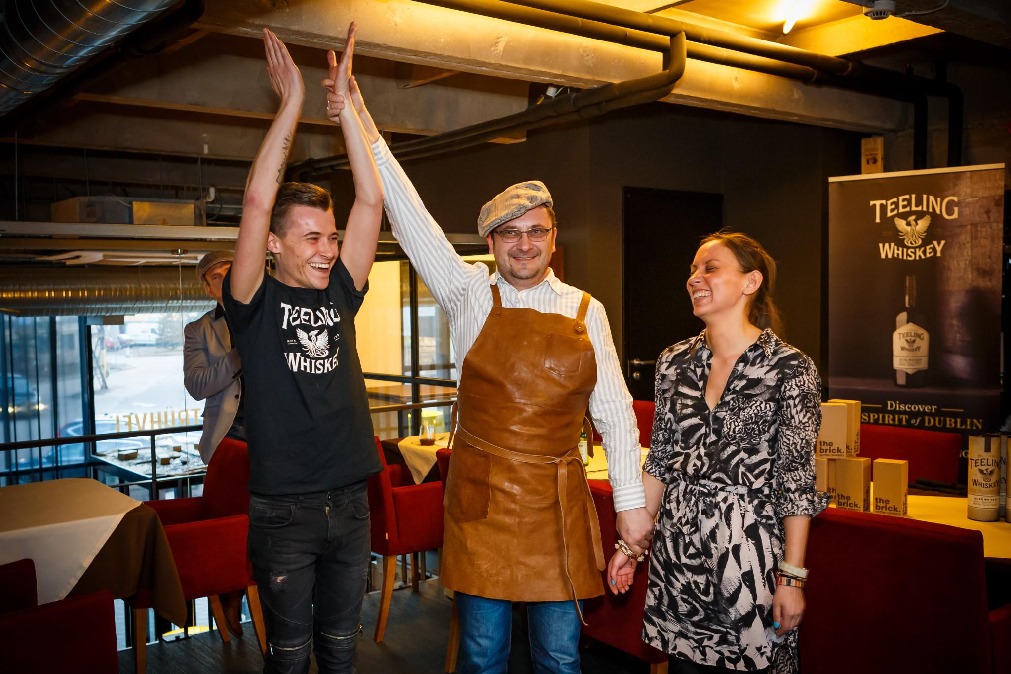Lisatud hiigelgalerii! Eesti parimaks Iiri kohvi valmistajaks sai Vyacheslav Ilichev
