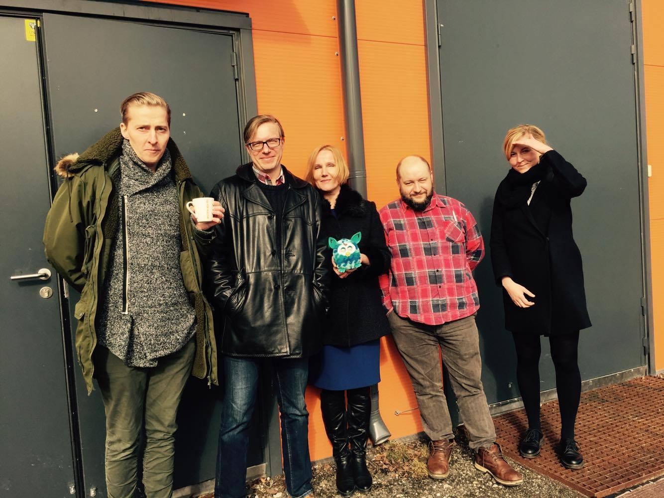 """Vaba Lava teatrikeskuses jõuab lavale Urmas Vadi lavastus """"Furby tagasitulek"""""""