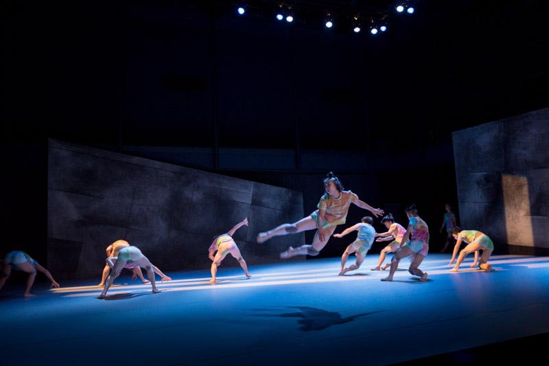 """Mai alguses etendub Tallinnas ja Tartus tunnustatud Jaapani lavastaja Un Yamada lavastus """"Monaka"""""""