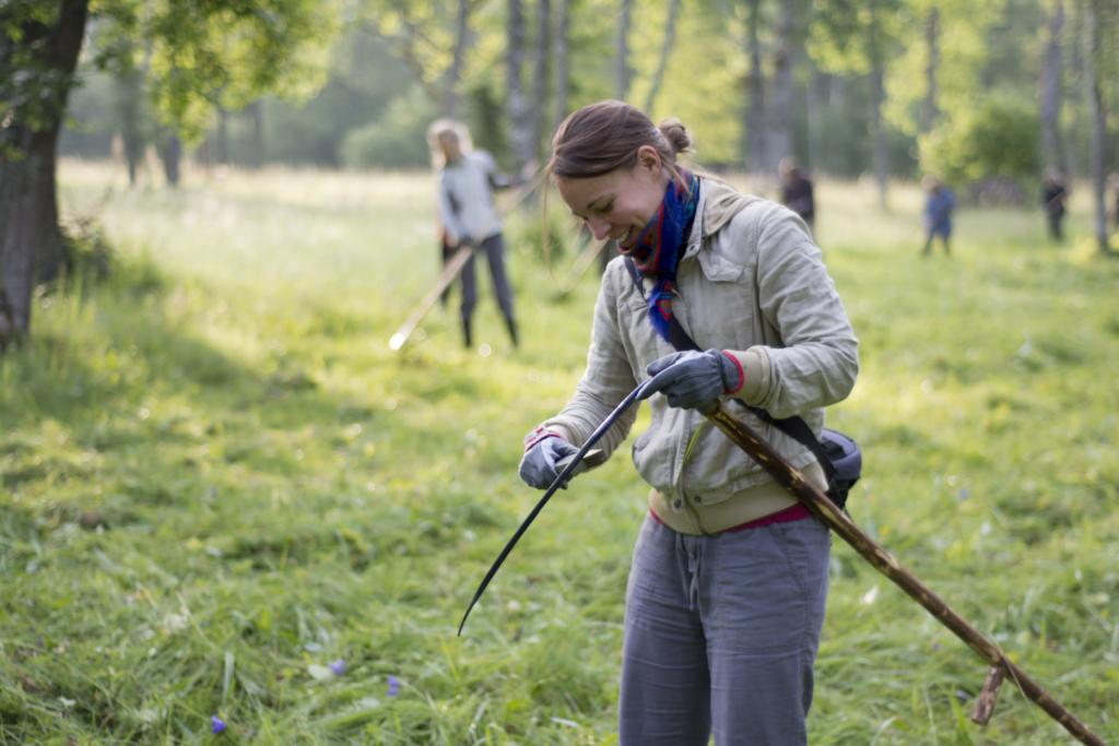Uuringu tulemused! Looduskaitse talgutel osalemine laiendab silmaringi ning annab hea enesetunde