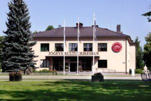 Jõgeva kultuurikeskus Foto: Johannes Haav