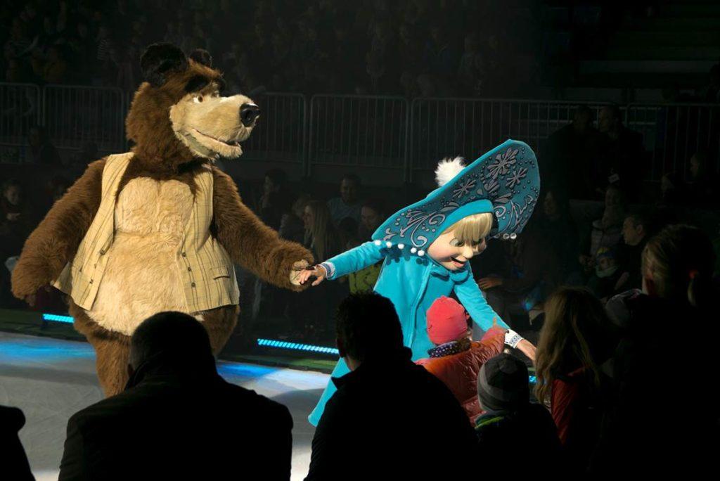 Masha and The Bear7