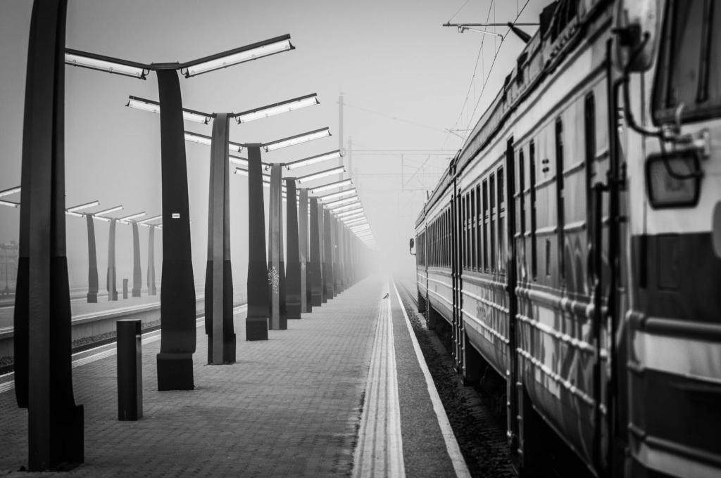Balti jaama turul avatakse fotonäitus Põhja-Tallinnast