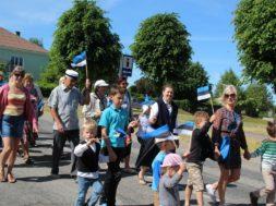 Eesti lipp 132. tähistamine Otepääl 2016.aastal-2