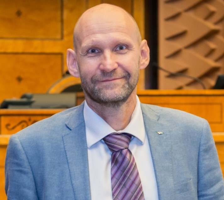 IRL juhiks valiti Helir-Valdor Seeder