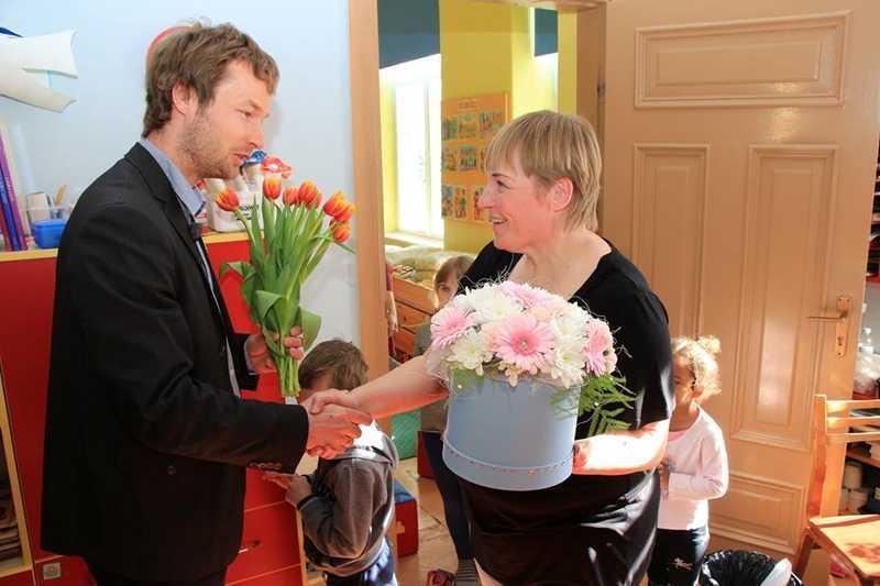 Järvamaa aasta emaks valiti kuue lapse ema Külli Huopolainen