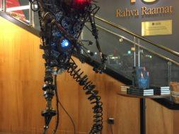 Kedri Golubevi metallist robot