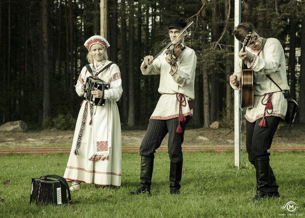 Seto Folk korraldab Petseris kohvikukontserdi