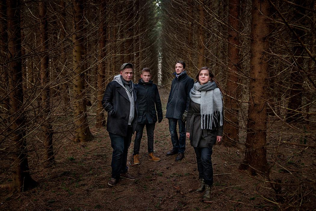 """Kirke Karja Kvartett esineb mainekal festivalil """"12 Points"""""""